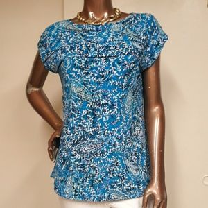 Dana Buchman Blouse Dress it up or down!